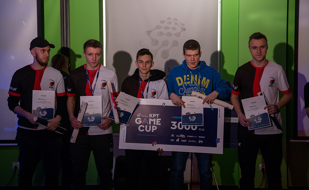 esport.Kielce: KPT Game Cup CS GO 2018