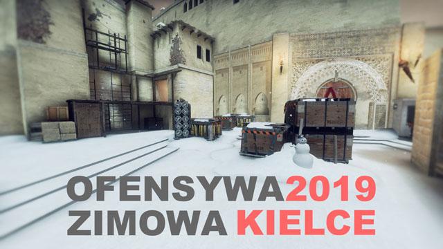 esport.Kielce: [Zawiadomienie] Ofensywa Zimowa, Kielce 2019, CS:GO 3/3