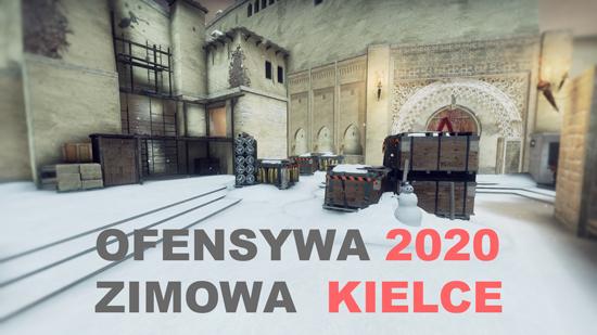 esport.Kielce: [Zawiadomienie] Ofensywa Zimowa, Kielce 2020, CS:GO 3/3
