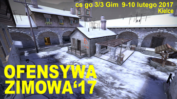 esport.kielce: [Zawiadomienie] Ofensywa Zimowa 2017 - CS GO 3/3 gim